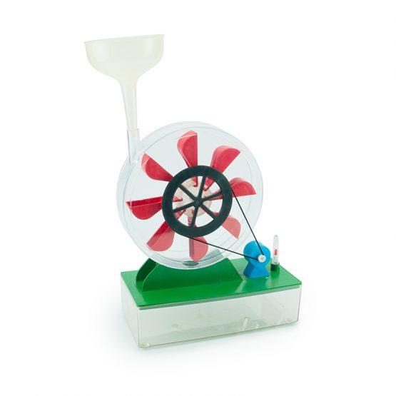 Mô hình bánh xe nước